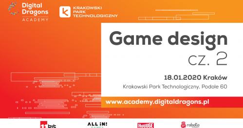 Game Design II [KRAKÓW]