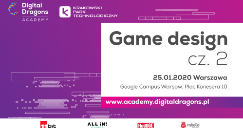 Game Design II  [WARSZAWA]
