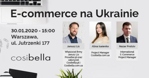 E-commerce na Ukrainie