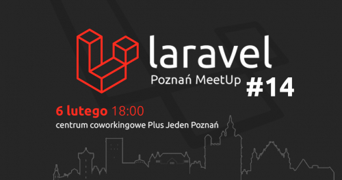 Laravel Poznań Meetup #14