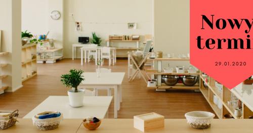 Konferencja Montessori 29.01.2020 - nowy termin