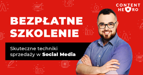 Skuteczne techniki sprzedaży w Social Media