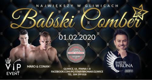 01.02 ★ Największy w Gliwicach Babski Comber ★