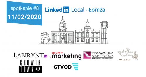 LinkedIn Local Łomża - spotkanie #8