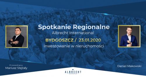 Bydgoszcz - spotkanie regionalne / inwestowanie w nieruchomości
