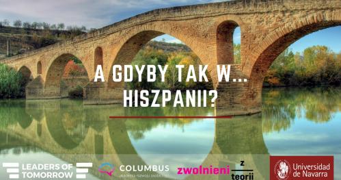 Będę studiować w Hiszpanii!