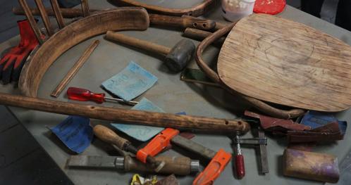 Jednodniowe Warsztaty Renowacji Mebli na Folwarku Edwardowo