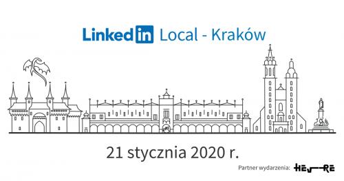 LinkedIn Local Kraków #16 (21 stycznia)