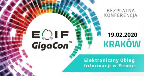 Bezpłatna konferencja Elektroniczny Obieg Informacji w Firmie