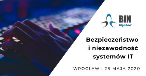 Bezpieczeństwo i niezawodność systemów IT- bezpłatna konferencja