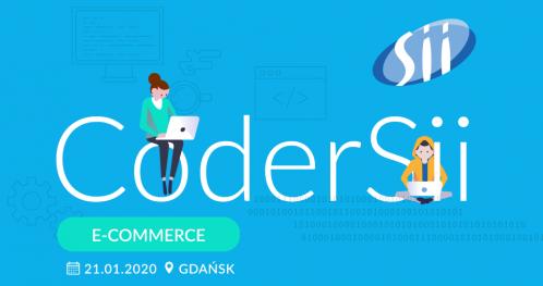 CoderSii powered by Sii Polska: E-commerce
