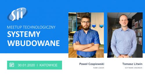 Meetup Systemy Wbudowane - Katowice