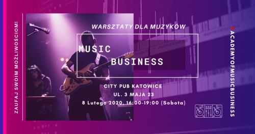 Warsztaty menedżerskie dla muzyków - Podstawy marketingu i PR-u