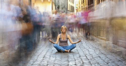 Bezpłatne warsztaty z medytacji 30.01.2020