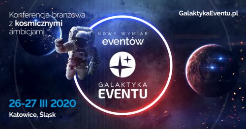 Galaktyka Eventu - oferta specjalna dla CZŁONKÓW SBE