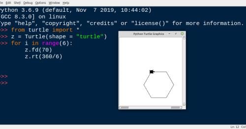 Python 3 dla nauczycieli - warsztaty z podstaw zupełnie od zera. / Sopot