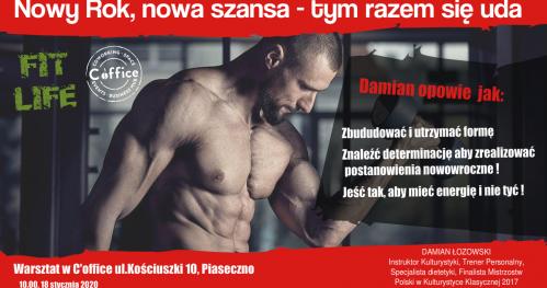 FIT LIFE z DAMIANEM ŁOZOWSKIM