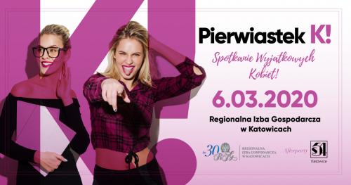 Pierwiastek K! czyli Dzień Kobiet z #RIGKatowice