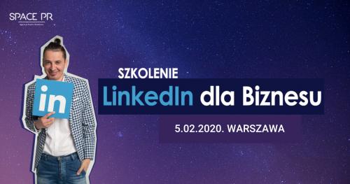 Szkolenie LinkedIn dla Biznesu - Warszawa