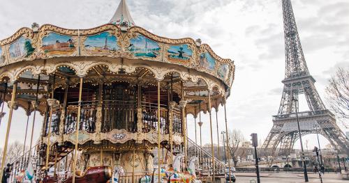 CAFÉ de PARIS czyli Piosenka Francuska w Piwnicy pod Baranami