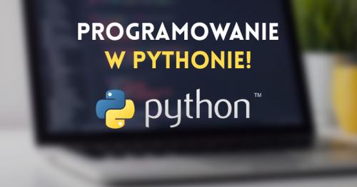 Programowanie w Pythonie  - kurs wieczorowy