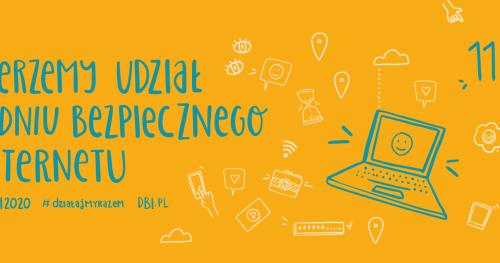 """Konferencja """"Dzień Bezpiecznego Internetu 2020"""""""