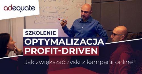 Optymalizacja profit-driven - czyli jak zwiększać zyski z kampanii online