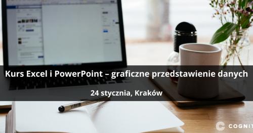 Kurs Excel i PowerPoint - graficzne przedstawienie danych - Kraków