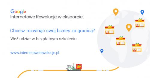 """""""Jak sprzedawać za granicę przez internet - z małą pomocą od Google""""."""