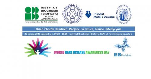 Dzień Chorób Rzadkich: Pacjenci w Sztuce, Nauce i Medycynie