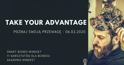 Take Your Advantage - Poznaj Swoją Przewagę - Smart Biznes Mindset