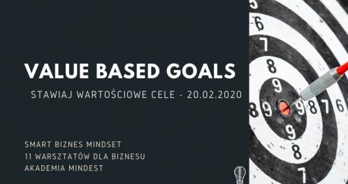 Value Based Goals - Stawiaj Wartościowe Cele - Smart Biznes Mindset