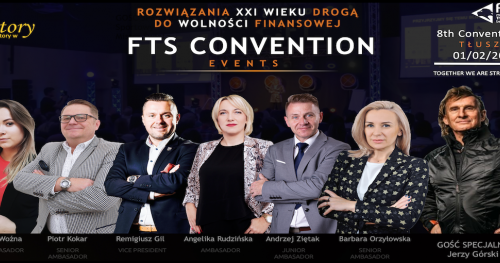 FTS INTERNATIONAL BUSINESS CONFERENCE