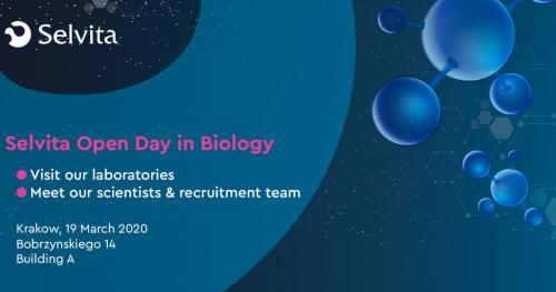 Selvita Open Day in Biology