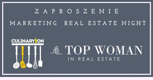 Marketing Real Estate Night