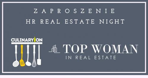 HR Real Estate Night