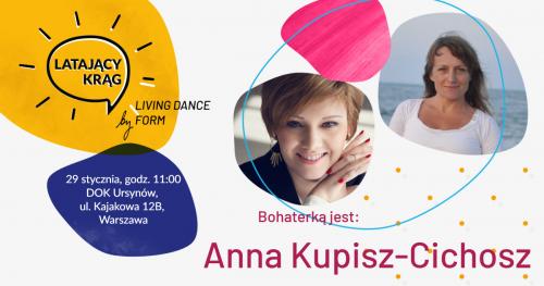 Latający Krąg by Living Dance Form - Warszawa 15.11.2019 - bilety