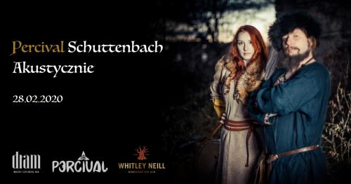 Percival Schuttenbach akustycznie w Poznaniu