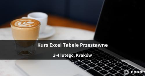 Kurs Excel Tabele Przestawne - Kraków