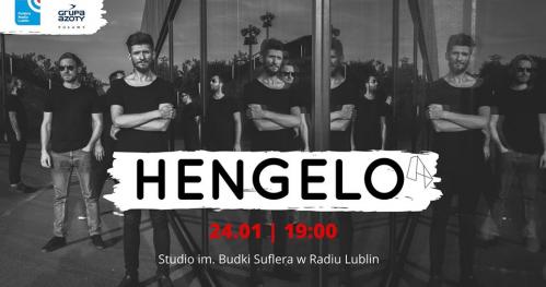 koncert Hengelo w Radiu Lublin