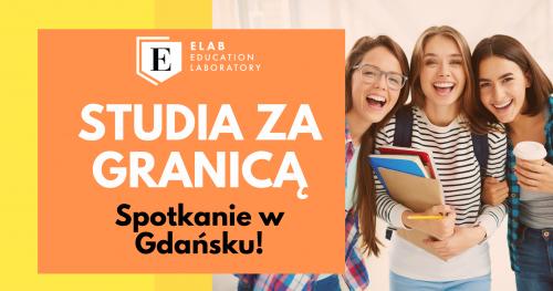 Studia za granicą - spotkanie w Gdańsku