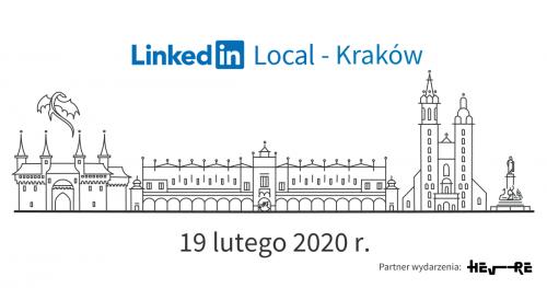LinkedIn Local Kraków #17 (19 lutego)