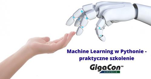 Machine Learning w Pythonie - praktyczne szkolenie