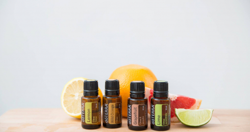 Zdrowe nawyki z olejkami eterycznymi