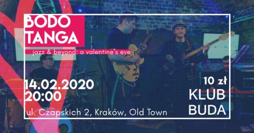 Jazz & Beyond: A Valentine's Tryst with Bodo Tanga @Klub Buda