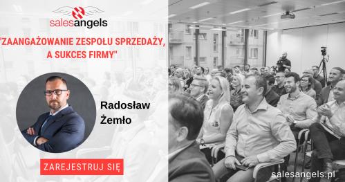 """Warszawa: """"Jak zbudowałem najlepszy dział handlowy w Polsce?"""""""