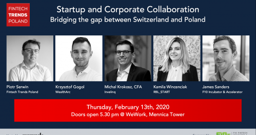 Startup and Corporate Collaboration - Perspective from Switzerland and Poland
