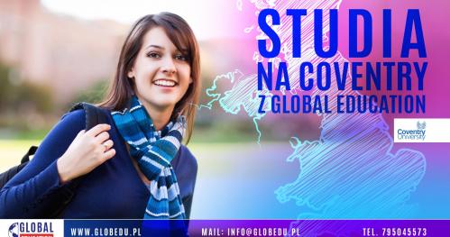 Studia na Coventry z Global Education!