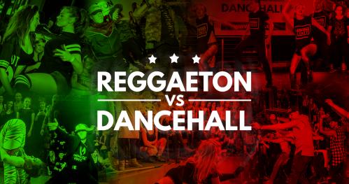 Reggaeton vs Dancehall Kongres VII : Final Dance Battle