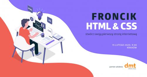 Froncik - podstawy tworzenia stron w HTML i CSS
